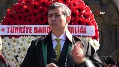 """TBB Başkanı Feyzioğlu: """"YSK seçim sürecini nihai olarak sona erdirmeli"""""""