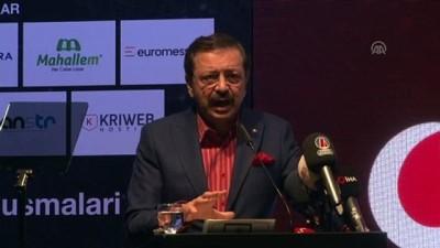 TOBB Başkanı Hisarcıklıoğlu: 'e-ihracatta fırsat çok büyük' - BALIKESİR