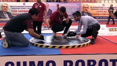 2. Uluslararası Kahramanmaraş Teknokent Robot Yarışması - KAHRAMANMARAŞ