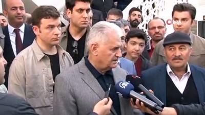 """AK Parti İstanbul Belediyesi Başkanı Adayı Binali Yıldırım: """"Bugün karar verilmesini bekliyoruz"""""""