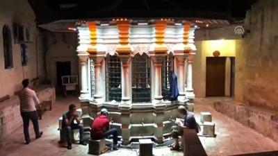 Anadolu'nun ilk camisi Habib-i Neccar'da teravih - HATAY