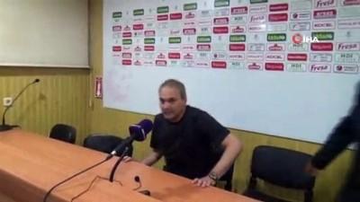 """Erkan Sözeri: """"İyi oynamadık ama inanan bir takım vardı sahada"""""""