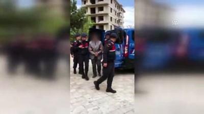tir soforu - Kayıp kızı yaraladıktan sonra sazlık alana atarak kaçan şüpheli tutuklandı - KIRŞEHİR