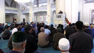 hapishane - Kırgızistan'daki İmam Serahsi Camisi'nde ilk teravih namazı heyecanı - BİŞKEK