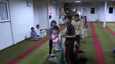 Ramazan ayının ilk teravih namazı kılındı - KİLİS