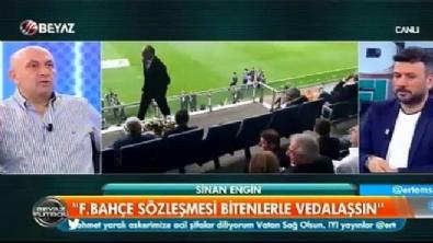 sinan engin - Sinan Engin, Beşiktaş'ın hocasını açıkladı