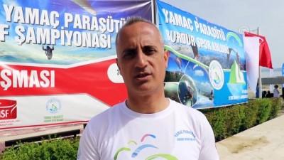 Türkiye Yamaç Paraşütü Hedef Şampiyonası - BURDUR