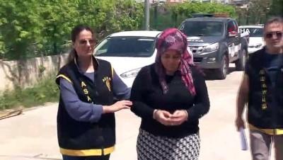 Resmi Nikah -  Hamile kumasını öldüren kadın adliyeye sevk edildi