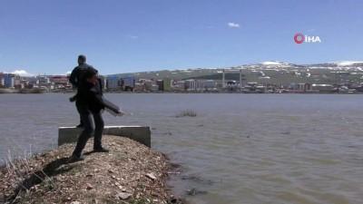 plato -  Kura Nehir taştı, ova sular altında kaldı