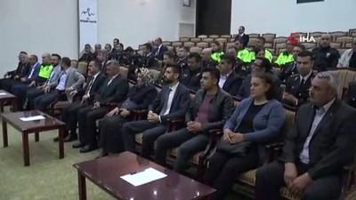Nevşehir'de 2 şehit ailesine Devlet Övünç madalyası verildi