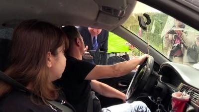 Sürücülere leblebi ikramı - ÇORUM