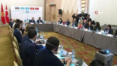 - Türk Keneşi Medya ve Enformasyon alanında İşbirliği Çalışma Grubu Bakü'de bir araya geldi