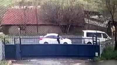 Başakşehir'de araçlardan hırsızlık yapan zanlı tutuklandı - İSTANBUL