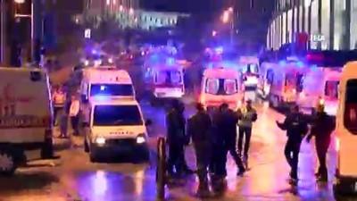 Beşiktaş saldırısında yaralanan polis memuru şehit oldu