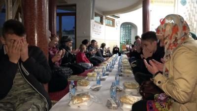 yardim kampanyasi -  - Bosnalı yetimlerin ilk iftarı