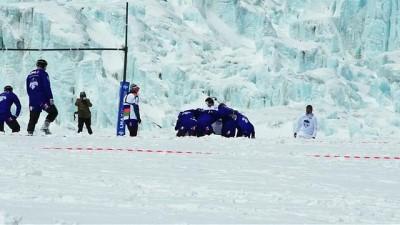rekor - Everest Dağı'nda rugby maçıyla Guinness Rekorlar Kitabı'na girdiler