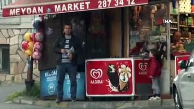 saganak yagis -  İstanbul'a sağanak yağış sürprizi