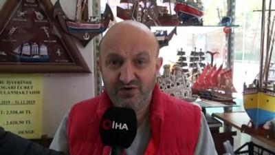 Sinop'a özgü 'kotra' ülke sınırlarını aştı