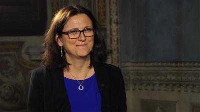 dis ticaret - AB Komisyonu üyesi Malmström: ABD ile AB arasında anlaşma mümkün