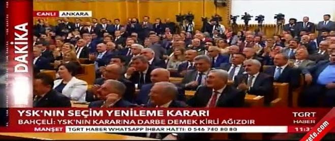 kemal kilicdaroglu - Bahçeli'den Kılıçdaroğlu'na kapak göndermesi