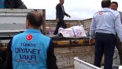 Sakarya'dan Afrin'e uzanan yardım eli