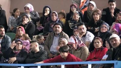 TOKİ konutlarının hak sahipleri belirlendi - NEVŞEHİR