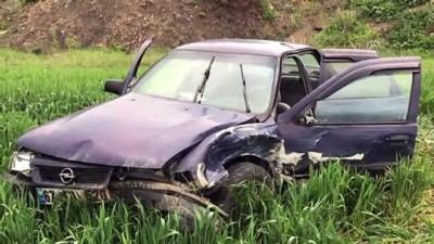 Trafik kazası: 6 yaralı - KARABÜK