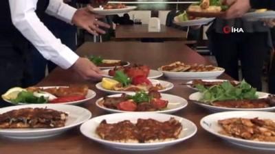 gurbetci -  23 çeşit yemeği yapılıyor, yıllık tüketim 70 ton