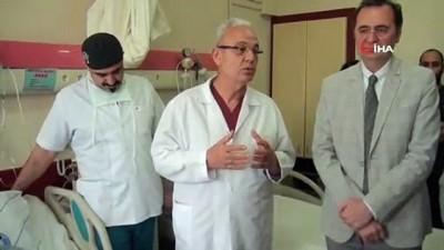 Almanya'da teşhisi konulamadı, Türkiye'de sağlığına kavuştu
