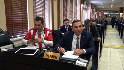 ceyrek final -  Büyükşehir Meclisi'nde gündem Samsunspor