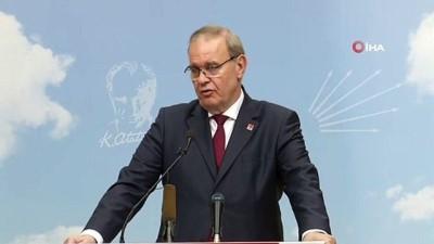 CHP Sözcüsü Öztrak'tan Bahçeli'ye 'dokunulmazlık' cevabı