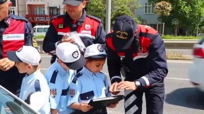 Karayolu Güvenliği ve Trafik Haftası - TEKİRDAĞ/BOLU