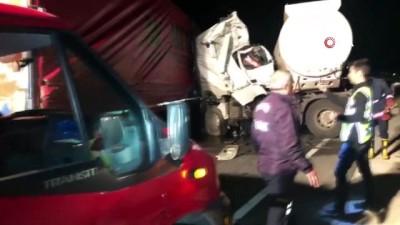 - Nusaybin İpek Yolu'nda trafik kazası: 1 ölü, 1 yaralı
