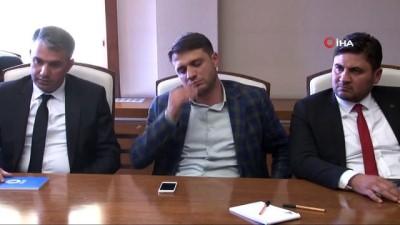 yerel secimler -  Pursaklar Belediyesinin yeni başkanı Ertuğrul Çetin oldu