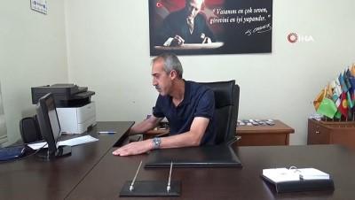 Türk Eğitim-Sen'den Diyarbakır Milli Eğitim Müdürü Taşçıer'e destek