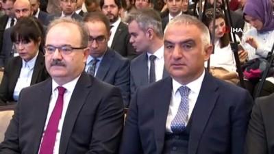 gurbetci -  Bakan Ersoy: 'Dünyayla rekabet edebilecek bir değişimi ve dönüşümü hep beraber gerçekleştiriyoruz'