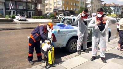 meteoroloji -  Büyükşehir Belediyesi yaraları sarmaya devam ediyor