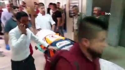 - İsrail'in Vurduğu Sağlık Görevlisi Hayatını Kaybetti