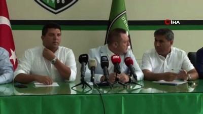 Denizlispor'dan transfer müjdesi