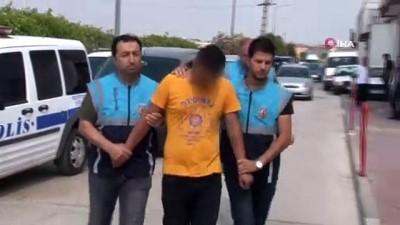 nayet zanlisi -  Küfür cinayeti zanlısı tutuklandı