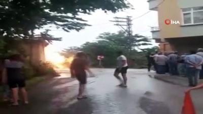 dogalgaz hatti -  Ordu'da doğalgaz borusu patladı: 2 yaralı
