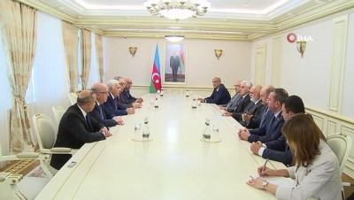 - TBMM Başkan Vekili Bilgiç Azerbaycan'da