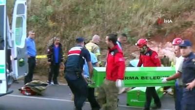 Yolcular kaza anını anlattı... Bandırma'da otobüs kazası: 4 ölü, 42 yaralı