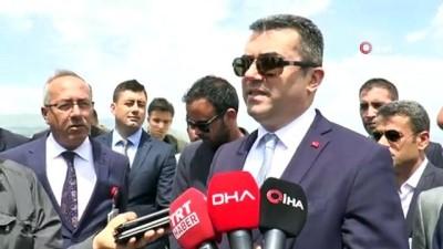 kutuphane -  8 yıldır Erzurum'da bekleyen Gürcistan uçağı için harekete geçildi