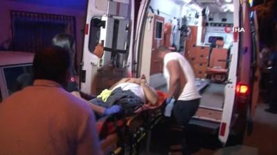 Evinin yatak odasında yakın arkadaşını pompalı tüfekle vurdu