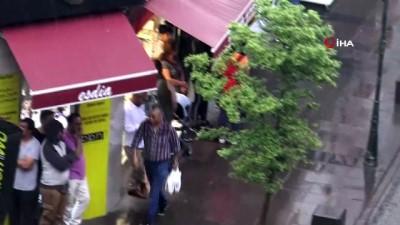 meteoroloji -  Yağmur Eskişehir'i etkisi altına aldı