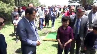 """- """"1 çocuk 1 Dünya Projesi"""" kapsamında 160 çocuk piknikte buluştu"""