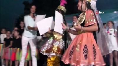 uluslararasi -  7 ülkeden 360 çocuk Kemer'de yarıştı