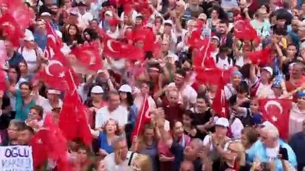 iyi ki varsin -  CHP'li İmamoğlu Maltepe'de halkla buluştu