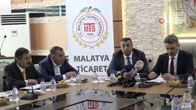 kar yagisi -  Malatya'da 2019 yılı kayısı rekoltesi açıklandı